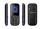ALPHA D1 Dual Sim Purple