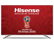 "HISENSE 50"" H50A6500 Smart LED 4K Ultra HD digital LCD TV"