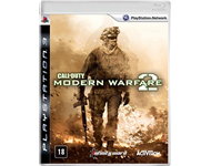 Activision PS3 Call of Duty Modern Warfare 2 Platinum