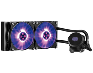 COOLER MASTER MasterLiquid ML240L RGB (MLW-D24M-A20PC-R1)