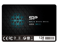 "SILICON POWER 128GB 2.5"" SATA SP128GBSS3A55S25 A55 SSD"