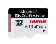 KINGSTON UHS-I microSDXC 128GB C10 A1 Endurance SDCE/128GB