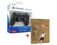 Sony DUALSHOCK 4 gamepad + PS4 PES 2019 David Beckham Edition