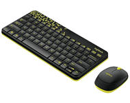 LOGITECH MK240 Wireless Desktop US tastatura + miš