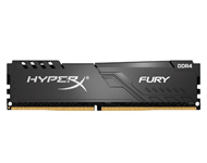 KINGSTON DIMM DDR4 4GB 3000MHz HX430C15FB3/4 HyperX Fury Black