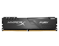 KINGSTON DIMM DDR4 4GB 3200MHz HX432C16FB3/4 HyperX Fury Black