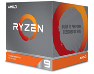 AMD Ryzen 9 3900X 12 cores 3.8GHz (4.6GHz) Box
