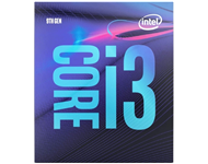 INTEL Core i3-9100 4-Core 3.6GHz Box