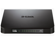 D-LINK GO-SW-16G 16port switch