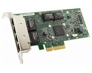 DELL Broadcom 5719 Quad Port 1GbE PCI Express karta (half-height)