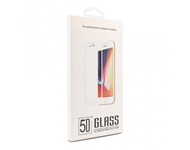 TERACELL Tempered glass 2.5D full glue za Huawei Honor 8C crni