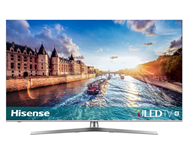 "HISENSE 55"" H55U8B Uled Smart LED 4K UHD Ultra HD digital LCD TV"