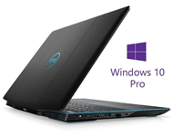 "DELL G3 3590 15.6"" FHD i5-9300H 8GB 512GB SSD GeForce GTX 1660Ti 6GB Backlit FP Win10Pro crni 5Y5B"