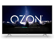 "OZON 50"" H50Z6000 Smart UHD TV Hisense Visual Technology Co. LTD"