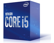 INTEL Core i5-10600 6-Core 3.30GHz (4.80GHz) Box