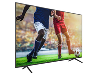 "HISENSE 75"" 75A7100F Smart LED Ultra HD digital TV G"