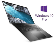 "DELL XPS 9700 17"" 4K UHD+ Touch 500nits i9-10885H 32GB 1TB SSD GeForce RTX 2060 6GB Backlit FP Win10Pro srebrni 5Y5B"