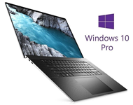 "DELL XPS 9700 17"" 4K UHD+ Touch 500nits i9-10885H 64GB 2TB SSD GeForce RTX 2060 6GB Backlit FP Win10Pro srebrni 5Y5B"